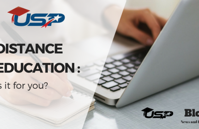 Distance Education: Is It For You?